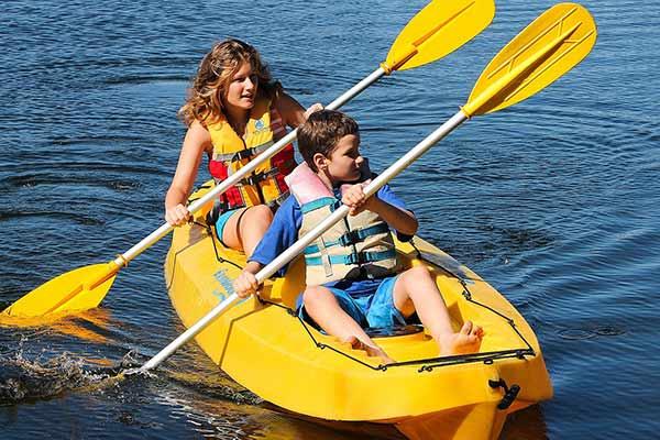 Kayaking In Western North Carolina