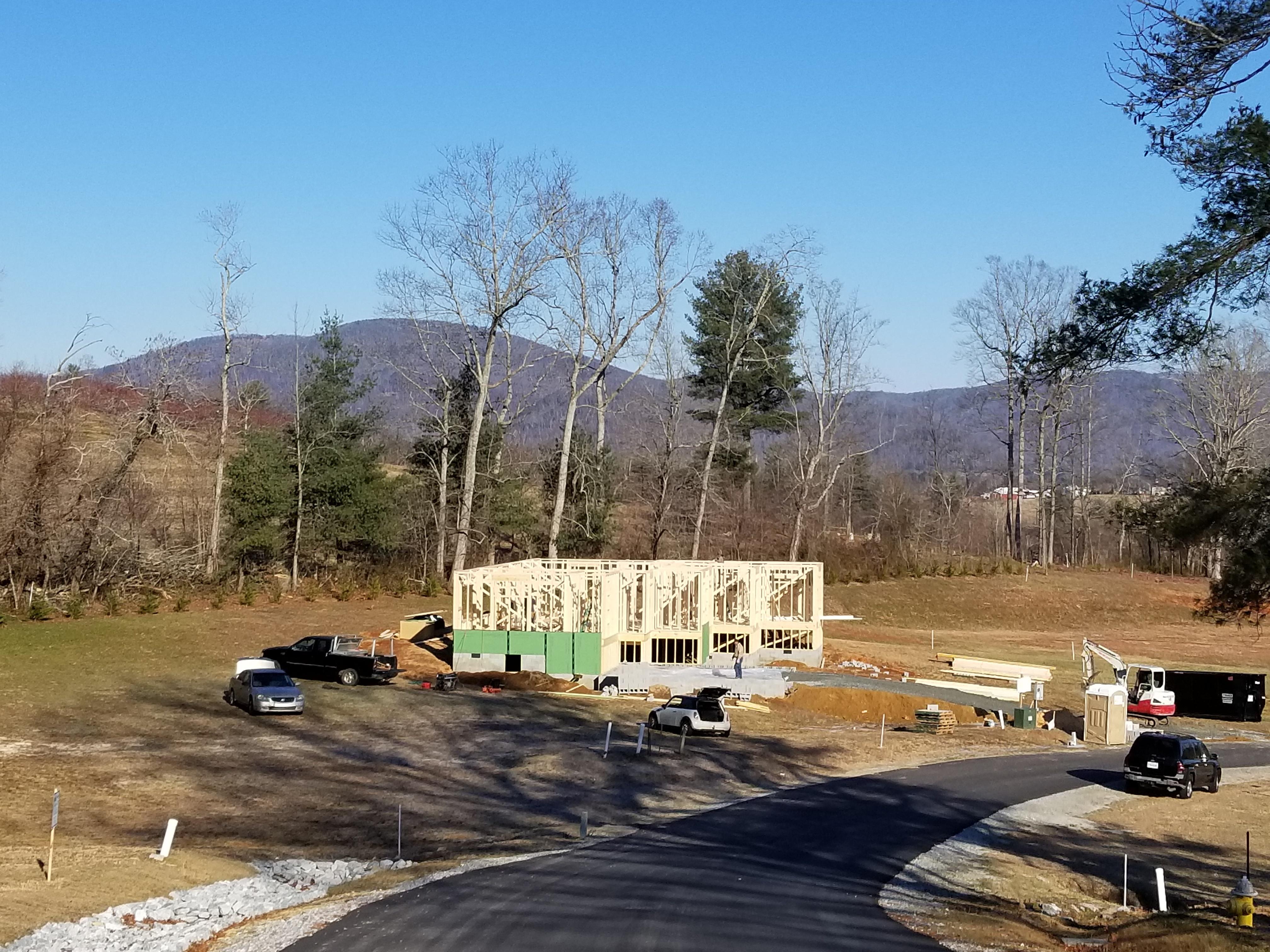 home construction in north carolina