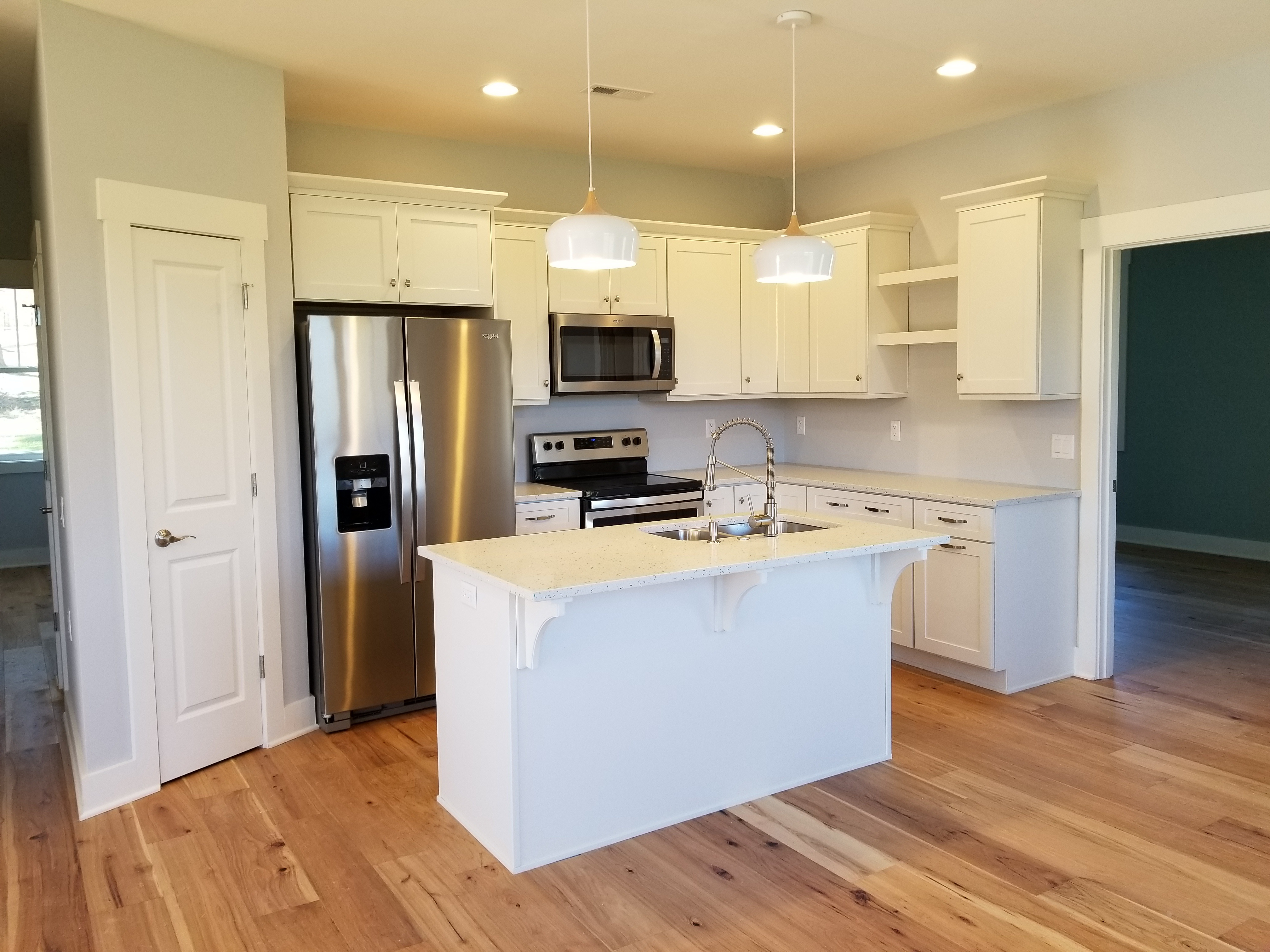 Vista Developers' Kitchen Design