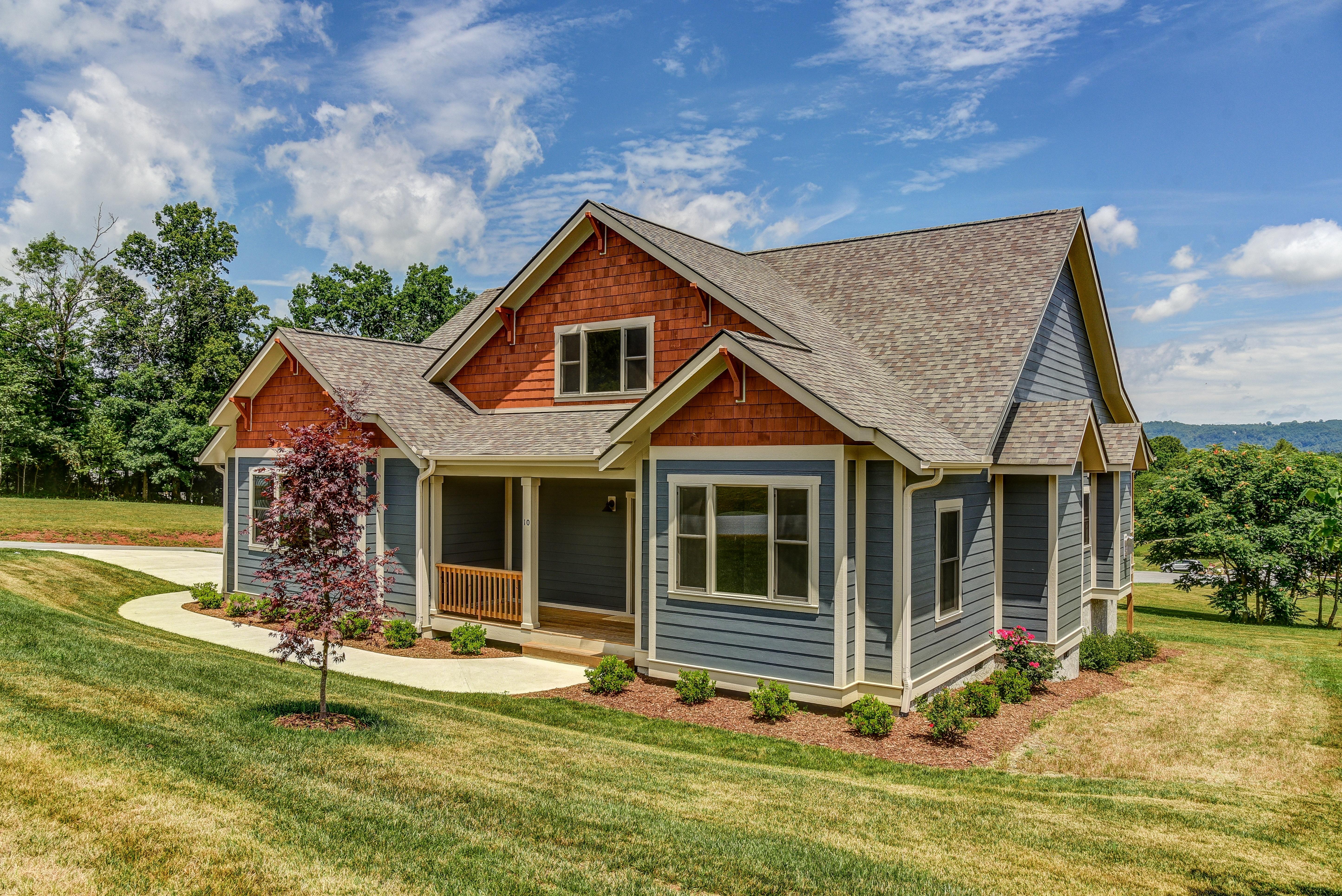 Custom Home in NC